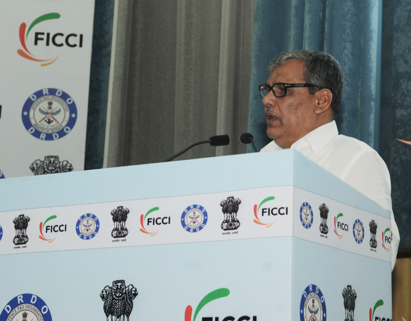 The Minister of State for Chemicals and Fertilizers, Shri Srikant Kumar Jena addressing at the MoU Exchange function between DRDO & Ministry of Drinking Water and Sanitation for Implementation of Bio-Digester based Eco-friendly Toilets in Gram Panchayats, in New Delhi on July 26, 2012