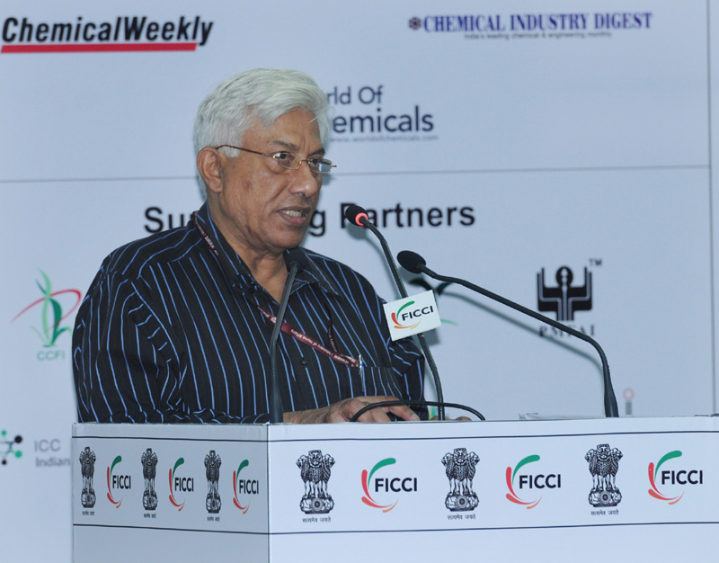 "The Secretary, Department of Chemicals Petrochemicals, Shri Indrajit Pal addressing at the inauguration of the 3rd National Conference on Agrochemicals ""Agrochemicals Conclave – 2013"", in New Delhi on July 30, 2013"
