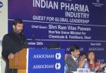 The Union Minister for Steel, Chemicals & Fertilizers, Shri Ram Vilas Paswan addressing the Conference on Indian Pharma Industry: Quest for Global Leadership, in New Delhi on November 14, 2006