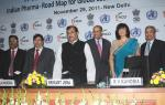 The Minister of State for Chemicals and Fertilizers, Shri Srikant Jena at the India Pharma Summit – 2011, in New Delhi on November 29, 2011.