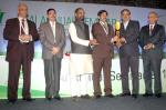 The Union Minister for Chemicals and Fertilizers, Shri Ananthkumar presenting the award at the inauguration of the Fertilizer Association of India annual seminar 2014 on 'Unshackling the Fertilizer Sector', in New Delhi on December 10, 2014. The Minister of State for Chemicals & Fertilizers, Shri Hansraj Gangaram Ahir is also seen.