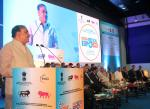 The Union Minister for Chemicals and Fertilizers, Shri Ananth Kumar addressing the inaugural function of the India Pharma-2016 and India Medical expo-2016, in Bengaluru on January 07, 2016
